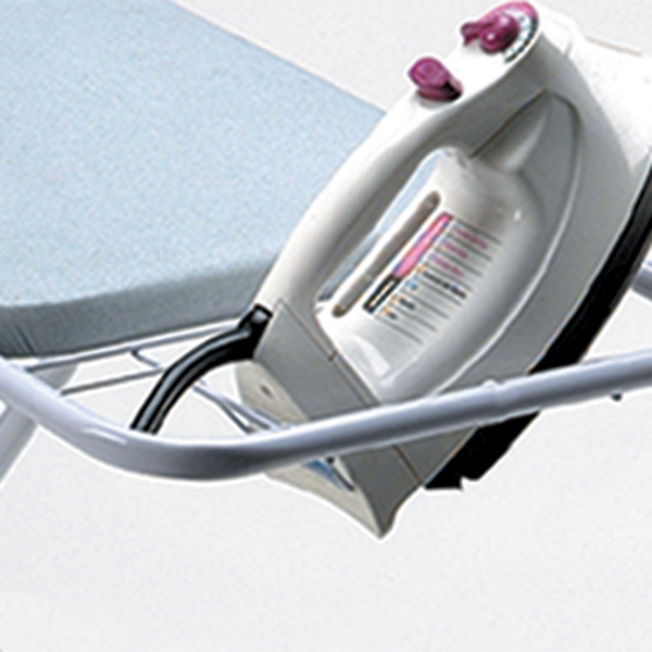 Suporte Inclinado para ferro a vapor! Proporciona maior segurança!