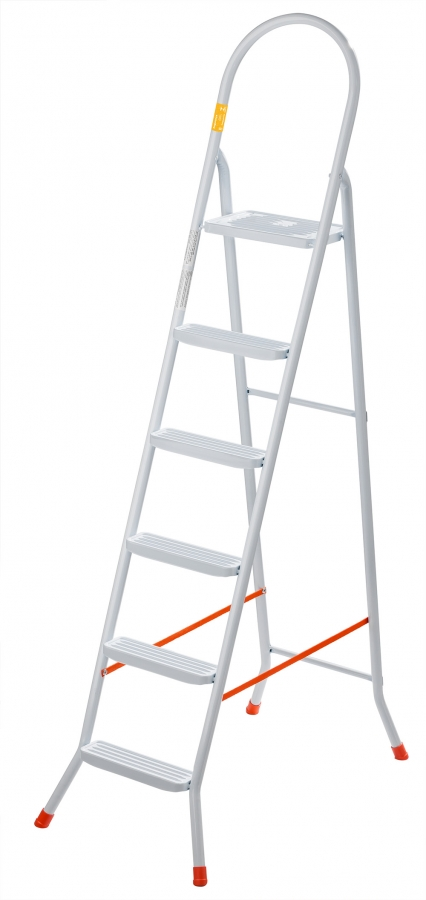 Escada Doméstica 6 degraus Maxiútil