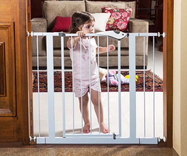 Grade para segurança de crianças